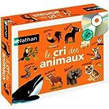 Nathan - 31052 - Jeu Educatif - Le Cri des Animaux