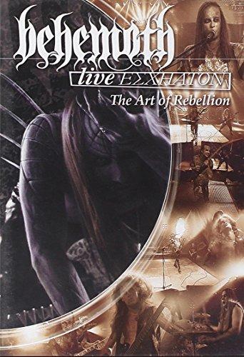 Behemoth - Live Eschaton - The Art