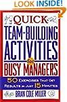 Quick Team-Building Activities for Bu...