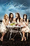 Poster with Accessory Pretty Little Liars Cover multicoloured