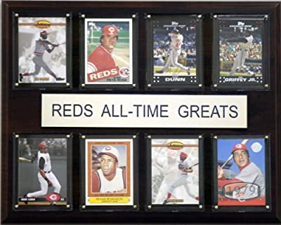 MLB Cincinnati Reds All-Time Greats Plaque