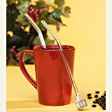 Coffee Filter Straw by Wisdom Wands