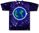 Tie Dye Mania Earth Tie-Dye Short Sleeve T-Shirt