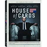 House of cards. The complete first season [videorecording]