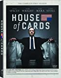 House of Cards: The Complete First Season [DVD] [Import]