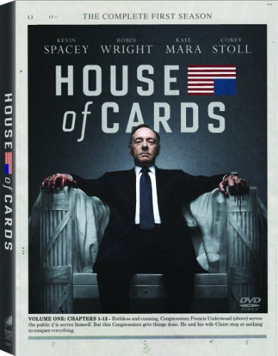 House of Cards: The Complete First Season [Reino Unido] [DVD]