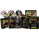 TE60 SHRED: Tommy Europe's 60-Day Transformation - DVD Workout Program