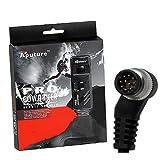 Aputure Pro Coworker Wireless Remote Kit - RF Shutter Release 1N-blk for Nikon D800E, D800, D700, D300s, D300, D200, D4, D3S, D3X, D3, D2Xs, D2X, D1X, D2Hs, D2H, D1H, D1, F100, N90s, F90X, F5, F6, F90 / Fujifilm S5 Pro, S3 Pro / Kodak DCS-14n