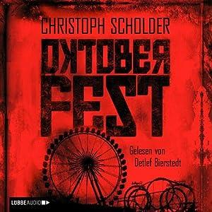 Oktoberfest von Christoph Scholder