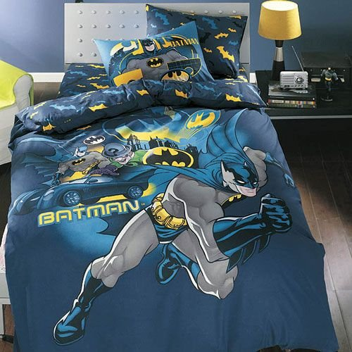Find great deals on eBay for batman kids bedding. Shop with confidence.