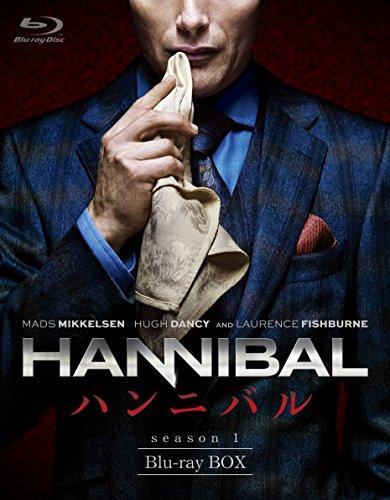 HANNIBAL/ハンニバル Blu-ray BOX