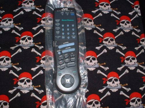 Jvc Tv Remote Control Rm-C722 Supplied With Models: Av-31Bm5 Av-20720 Av-20721 Av-20730 Av-27020 Av-27020Ph Av-27720 Av-32020 Av-32020A Av-32020Ph Av-36020 Tm-2799Su Av-27D200 Av-32D200 Av-32D200A