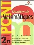 Eso 2 - Matematiques - Pont Eso
