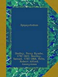 img - for Epipsychidion book / textbook / text book