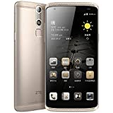 ZTE SIMフリースマートフォン ZTE AXON MINI(イオンゴールド) AXON MINI GOLD