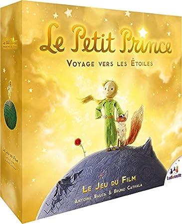 Asmodee - LUPP01ML - Jeu d'ambiance - Le Petit Prince - Voyage Vers Les Étoiles
