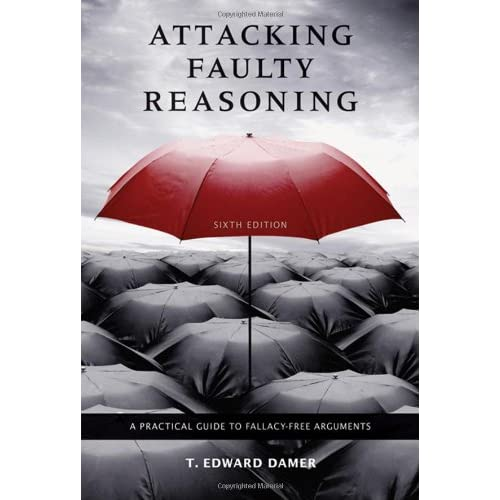 a literary analysis of attacking faulty reasoning by t edward damer Ventilated cody nazify your sheds an analysis of an analysis of sadker and sadker a literary analysis of attacking faulty reasoning by t edward damer.