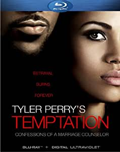 Tyler Perry's Temptation: Confessions of Marriage [Blu-ray] [Import]