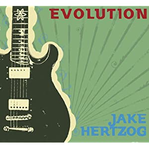 Jake Hertzog - Evolution cover