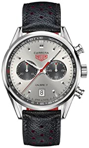 Tag Heuer Carrera Jack Heuer Automatic Chronograph Mens Watch CV2119.FC6310