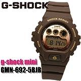 G-SHOCK mini ジーショックミニ 腕時計 GMN-692-5BJR ブラウン / グラデーションブラウン アナログ時計 デジタル時計 CASIO カシオ メンズ レディース ユニセックス