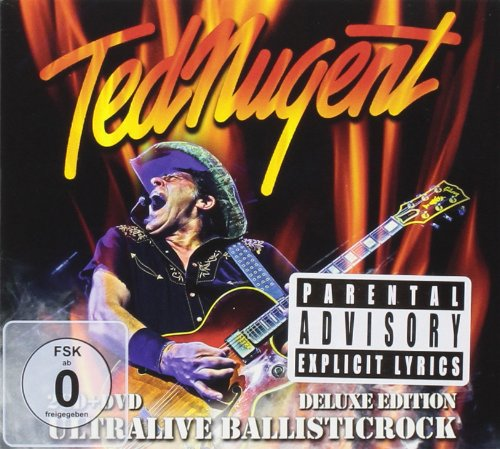 Ted Nugent-Ultralive Ballisticrock-DVD-2014-SNOOK Download