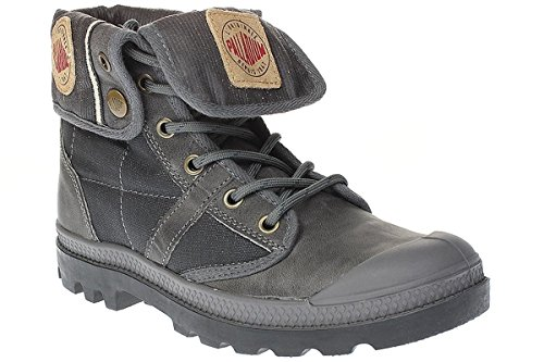 Palladium 93600-008 Baggy Explorer, Sneaker donna multicolore multicolore, multicolore (Grau), 37 EU