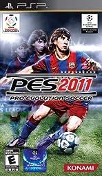 Pro Evolution Soccer 2011 - Sony PSP