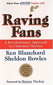 "Cover of ""Raving Fans: A Revolutionary Ap..."