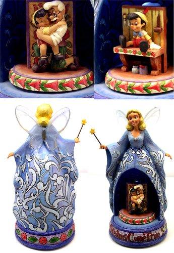 Jim Shore Disney S Musical Lighted Pinocchio