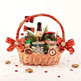 Geschenkkorb: Frohe Weihnacht