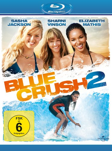 Blue Crush 2 [Blu-ray]