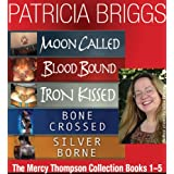 The MERCY THOMPSON COLLECTION Books 1-5 ~ Patricia Briggs