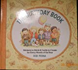 The Birthday Book: Stickers to Stick and Cards to Create for Every Month of the Year