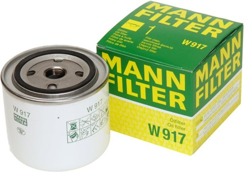 Mann-Filter W 917 Spin-on Oil Filter