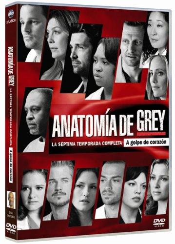 Anatomia de Grey - Temporada 7 [Import espagnol]
