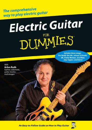 Electric Guitar for Dummies [DVD]