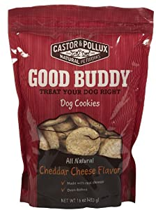 Castor & Pollux Good Buddy Cheddar Cheese Cookies - 16 oz