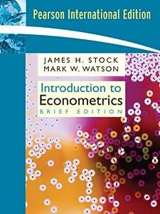 TO INTRODUCTION ECONOMETRICS