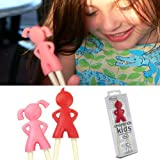 Fred Chopstick Kids Chopsticks Holders (colors may vary)