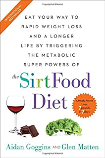 Book Cover: The Sirtfood Diet