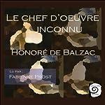 Le chef d'œuvre inconnu | Honoré de Balzac