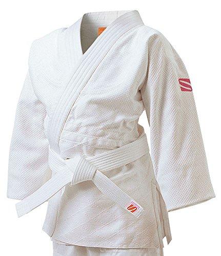 9 cherry JSL for women's single weave Judo cloth (back-handed down finishing) Sakura coat only 2.5 size JSLC2.5.