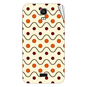 Garmor Designer Mobile Skin Sticker For Huawei Ascend U8825D - Mobile Sticker