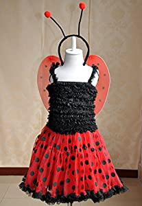 Vktech® Girl's Halloween Tutu Halloween Costume Dress