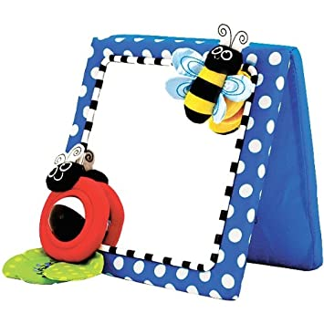 Sassy Crib and Floor Mirror $9.00