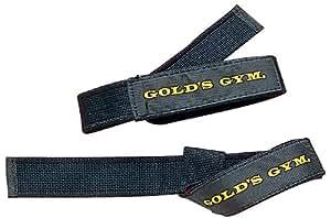 GOLD'S GYM(ゴールドジム) リストストラップ G3500