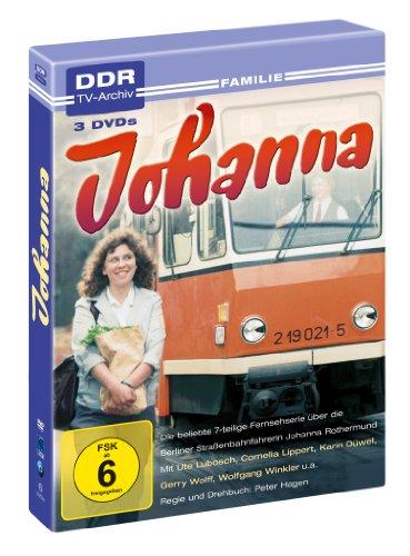 Johanna - DDR TV-Archiv (3 DVDs)