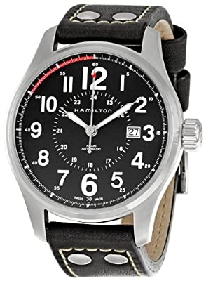 Hamilton Men's Khaki Field Officer watch #H70615733