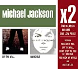 Disco de Michael Jackson - X2:Off the Wall/Invincible (Anverso)